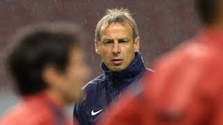 "Jurgen Klinsmann - ""We want our MLS teams in the final of the CONCACAF Champions League"""