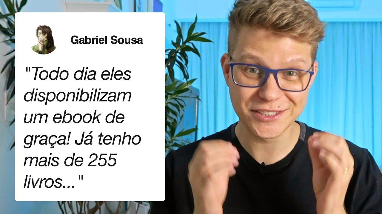 EBOOK GRÁTIS SOBRE PROGRAMAÇÃO TODO DIA (correeeeee!!!!!)