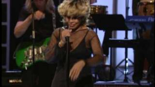 Tina Turner & Elton John - The Bitch Is Back (Live)