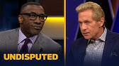 Skip Bayless defends the Cowboys latest power rankings over the Eagles   NFL   UNDISPUTED