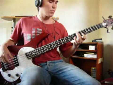 Aerosmith Cryin Bass Cover Youtube