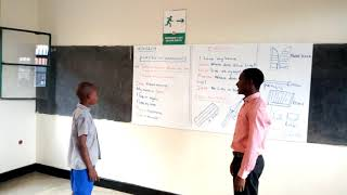 Dynamic Teaching at Enfants de Dieu