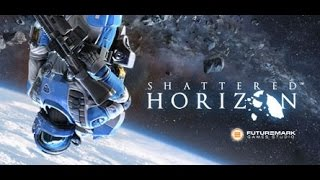 Shattered Horizon - Gunfights in Space in the Year 2009