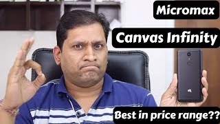Micromax Canvas Infinity Full review | True value for money??