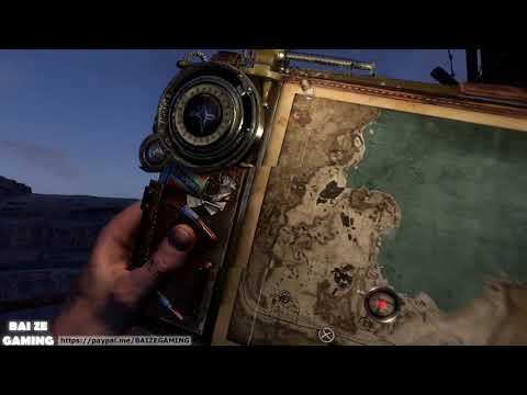 Metro Exodus 19 Talking To Anna Sniper Freeing Slaves Caspian Sea Youtube