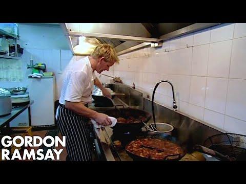 Gordon Ramsay Prepares & Cooks His Vietnamese Menu For Locals   Gordon's Great Escape