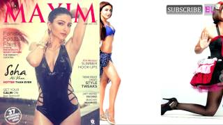 Soha Ali Khan, the new bikini babe in town