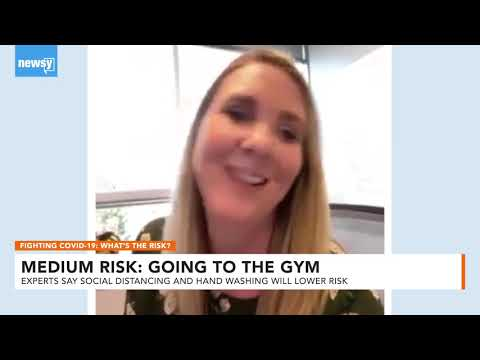 What's The Risk Of Attending A Group Workout Class?