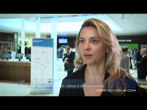 Interview with Sara Fisher, Director of Global Markets at Johnson & Johnson Innovation