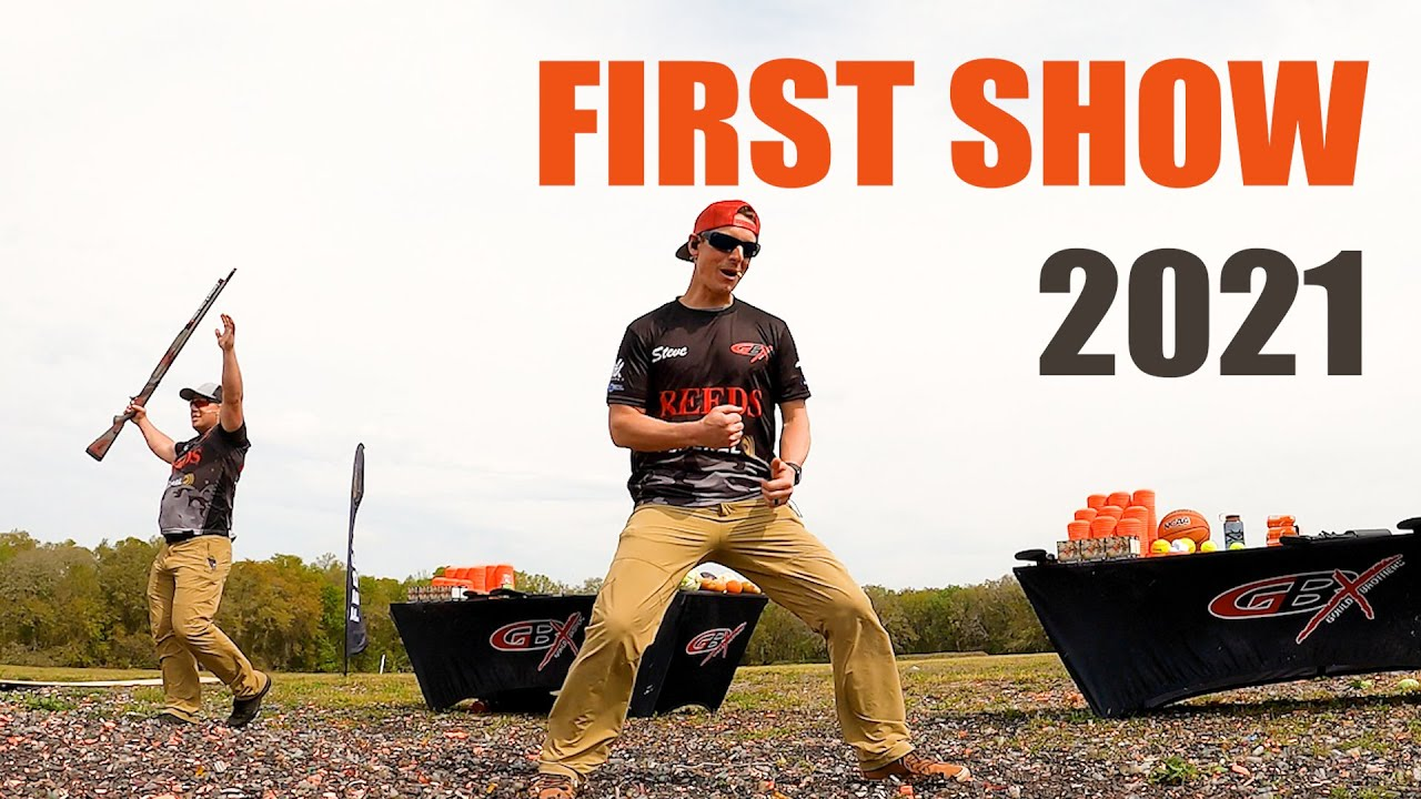 First Live Exhibition Shooting Show of 2021 (Jacksonville, FL)   Gould Brothers