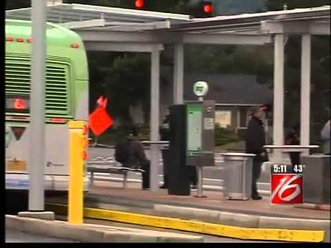 Bus Line Improves Stations, Routes In Eugene, Oregon (KMTR)