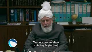 Response to those who ridicule Promised Messiah(as)