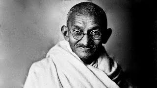 Grandfather / Mahātmā Mohandas Karamchand Gandhi - Spiriitual Warrior & Leader