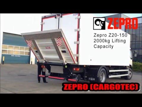 Гидроборт Zepro Z20 150 Швеция