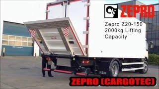 Гидроборт Zepro Z20-150 (Швеция)(Модель Zepro Z20-150 из новой серии гидробортов Z10, Z15, Z20. Грузоподъемность гидроборта: 2000 килограммов. Новые гидро..., 2015-12-20T10:48:52.000Z)