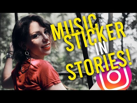 HOW TO PUT MUSIC ON INSTAGRAM STORIES | Luciana Levy