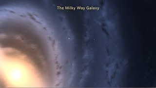 Tour of the Galaxy | California Academy of Sciences