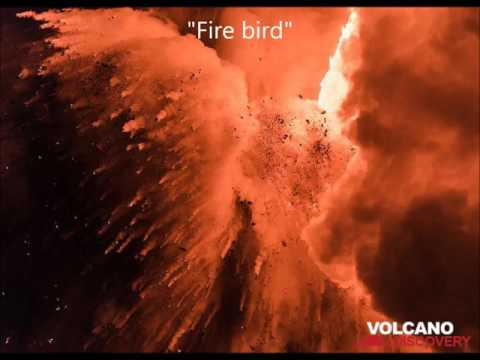 Kilauea volcano eruption - fire and water (Hawaii March 2017)