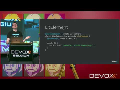 Modern Web With Web Components And Java By Leif Åstrand