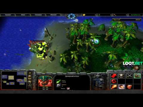 Dread's stream. Warcraft III Battle Tanks, Legion TD / 01.07.2017 [2]