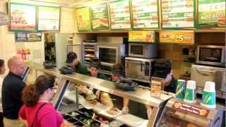 Subway: More than just Eating Fresh! - Carmel Valley