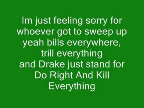 Drake Ft. Lil Wayne Miss Me lyrics