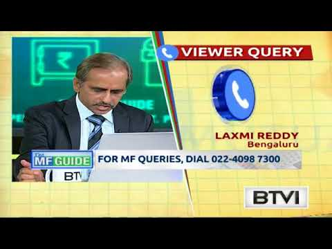 Vatsal Shah - Head, Wealth Management on BTVI 'The MF Guide' Show 25th April 2018