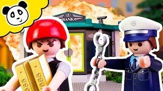 Playmobil Polizei - Der genialste Plan der Welt?! - Playmobil Film