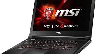MSI Gaming G Series GS43VR-6RE16H21 Gaming und Fazit