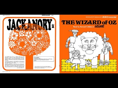 The Wizard of Oz read by Bernard Cribbins (1970)