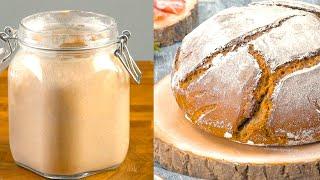 Best Homemade Bread Ever | Sourdough Starter 101