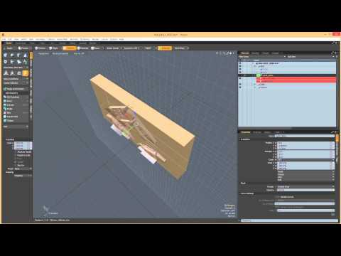 Basics - Introduction to modeling (1/4) - Getting started in MODO