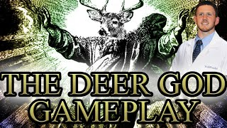 Praise The Holy Antlers - The Deer God Gameplay