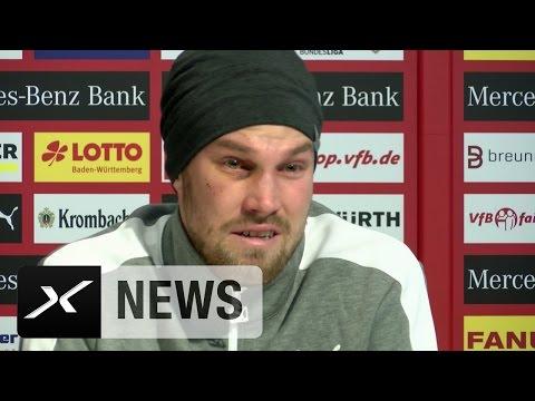 Kevin Großkreutz: Tränenreicher Abschied vom Profifußball nach Schlägerei | VfB Stuttgart