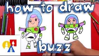 Gambar cover How To Draw Cartoon Buzz Lightyear