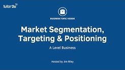 Marketing: Segmentation - Targeting - Positioning