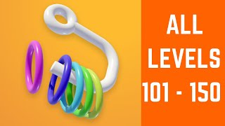 Off the Hook! Game Walkthrough Level 101-150