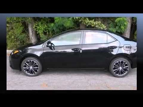 2016 toyota corolla 4dr sdn cvt s premium youtube. Black Bedroom Furniture Sets. Home Design Ideas