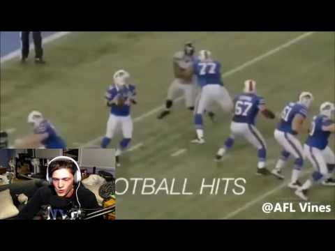 Reaction: AFL vs NFL Vines Compilation