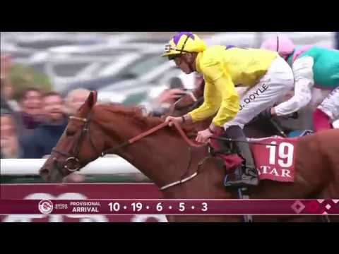 Qatar Prix de l Arc de Triomphe 2018 - Incredible Enable