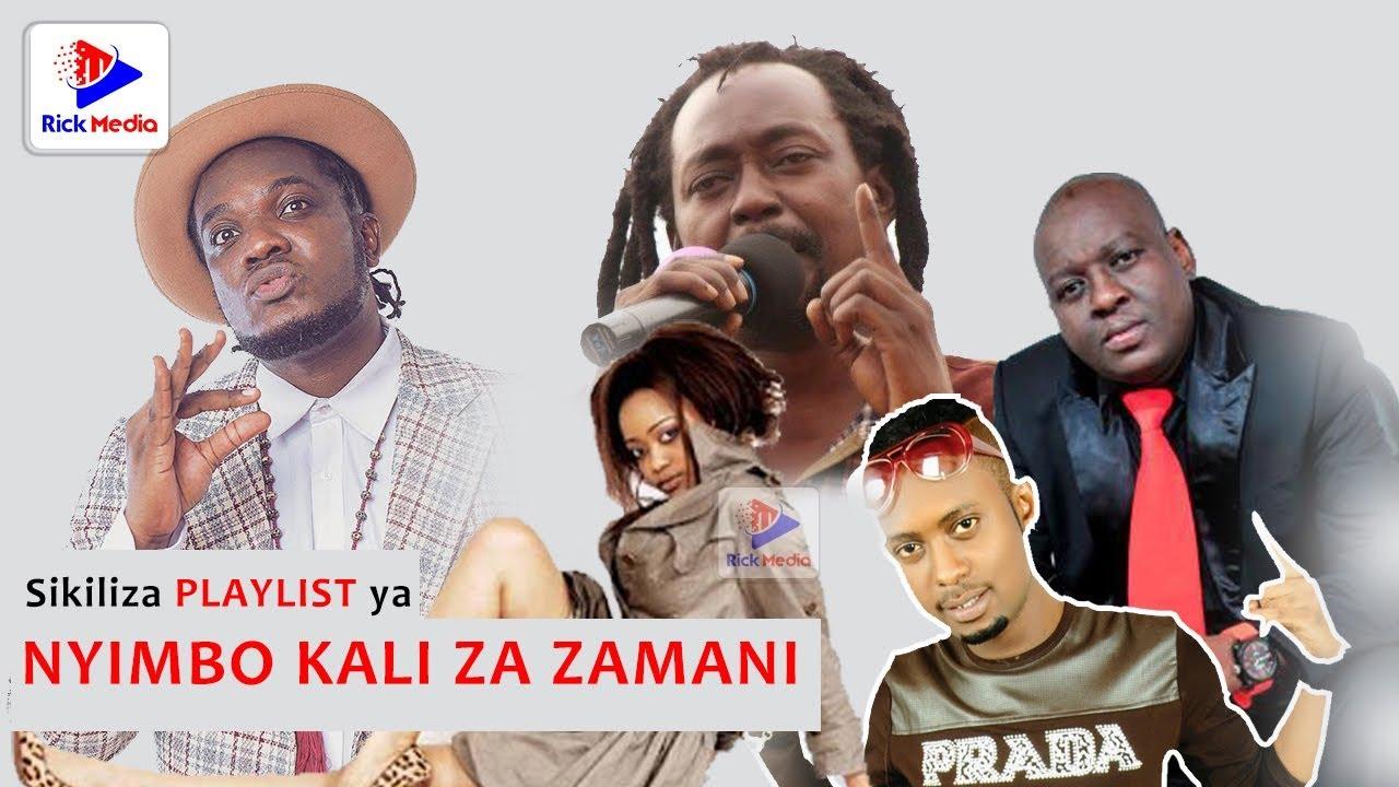 KALI ZA BONGO KITAMBO VOL 04 WANANICHUNIA by Deejay ka-K