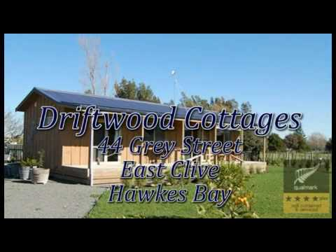 ACCOMMODATION VIDEO - MOTEL -  DRIFTWOOD COTTAGES  - ...