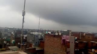 Cloud weather of Delhi