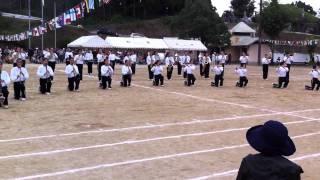 八幡校区民体育祭演奏
