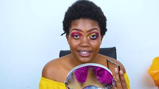 Everyday Winter Makeup Tutorial.....Using Bold colours! *Be Bold*