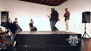 TURFinc 12 | NohJustice & Strobe vs Fuel & Phat Boy | 2nd Annual Anniversary Dance Battle Jam