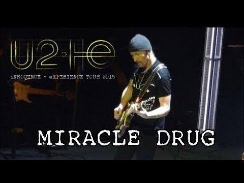 Como Tocar Miracle Drug - U2