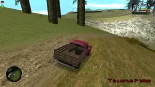 GTA San Andreas - Зомби апокалипсис Прохождение миссия №7 исчезновение джо