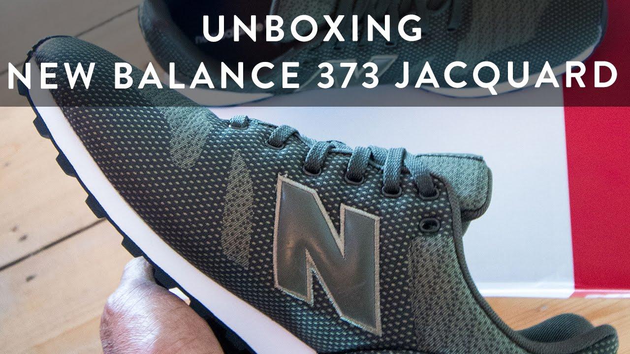 new balance 373 jacquard green