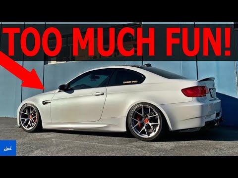5 Reasons Why YOU Should Buy The E90 Or E92 BMW M3!